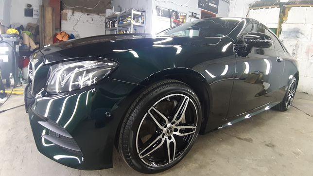 Select Detailing Profesjonalne Zabezpieczenie AUTA.Zmiana koloru auta