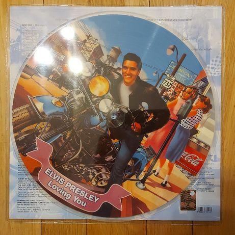 Elvis Presley, Loving You, Picture Disc, 2008.