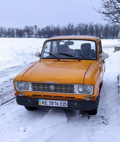 Москвич 2140 по тп