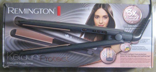Выпрямитель для волос Remington Keratin Protect S8598