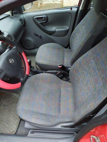 Opel Corsa C 1.0 wszystkie części, drzwi, blacharka,zderzaki, wnętrze