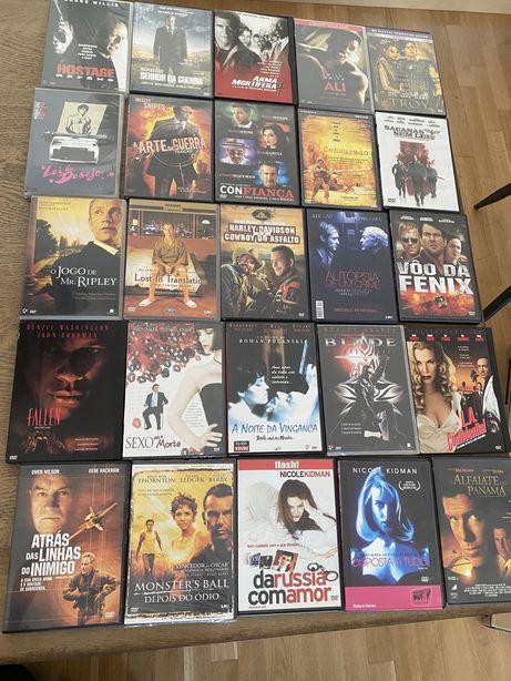 LIQUIDAÇÃO - DVD, Blue ray e Cassetes