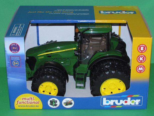 Brinquedo Bruder 03052 Jonh Deere 7930 - NOVO