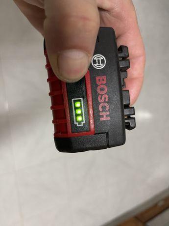 Bateria bosch 14,4 v 4mh