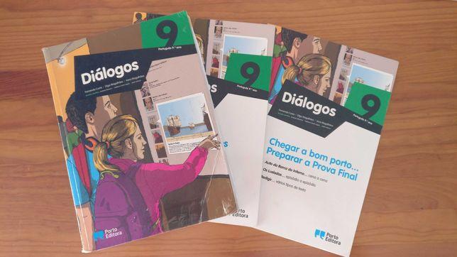 Diálogos - Português 9ºano, 3º ciclo