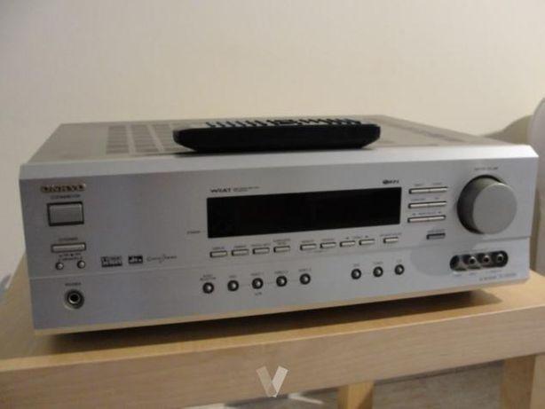Onkyo TX-SR500 5.1 Channel 65 Watt AV Receiver (Amplificador Home Cine