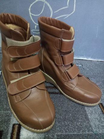 Женские ортопедические ботинки