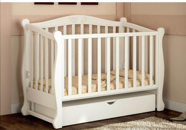 Децкая кроватка в идеальном состоянии