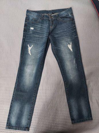 Spodnie jeansowe dżinsowe Esmara 38