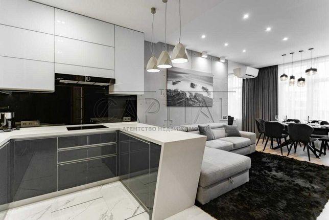 Аренда 4-комнатной квартиры 118 м2 в ЖК «Новопечерские Липки»