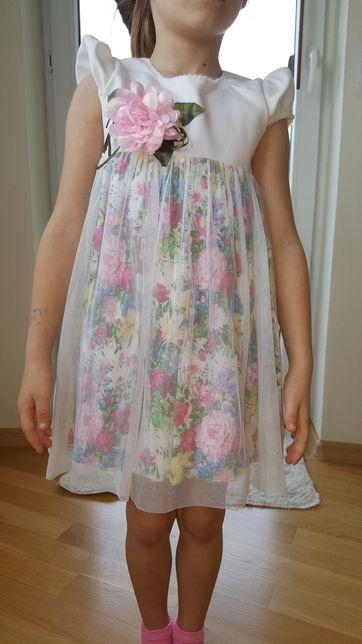 Sukienka księżniczki w rozm116