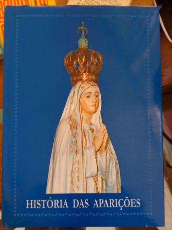 Livro História das Aparições
