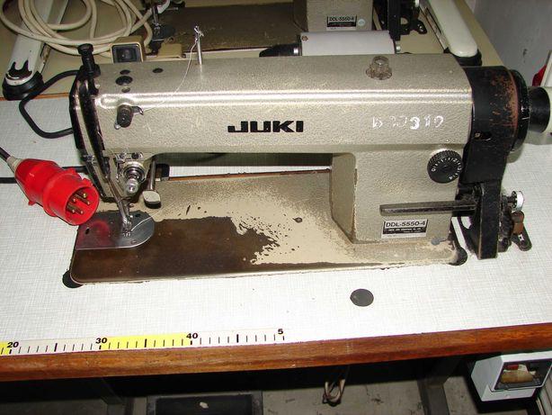 Juki Maszyna do szycia stębnówka przemysłowa