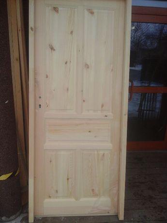 PROMOCJA Lite sosnowe drzwi drewniane Najlepsza Oferta w Polsce