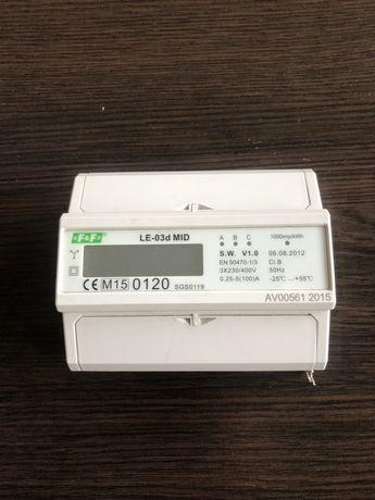 Licznik energii elektrycznej F&F LE-03d MID