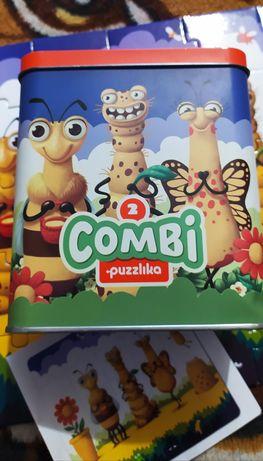 Пазл Puzzlika Combi 2, 2+
