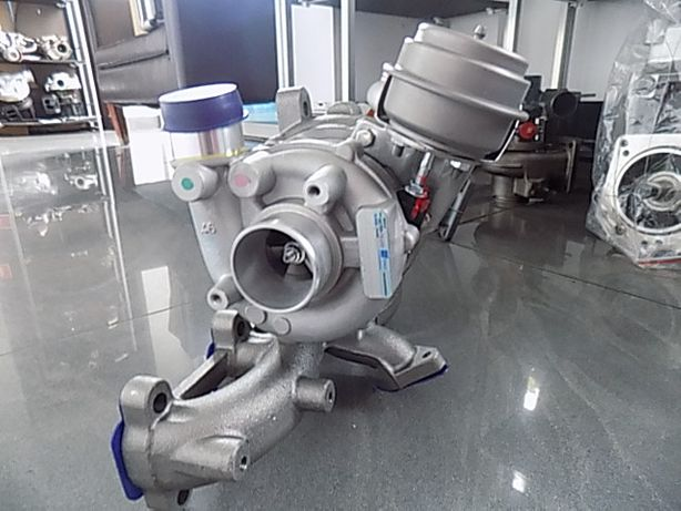 Turbosprężarka nowa Audi Skoda, Vw, Seat ALH, AHF,ASV 713672-