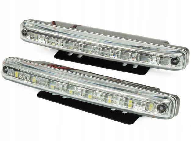Światła do jazdy dziennej LED DRL AUTOMAT homologacja