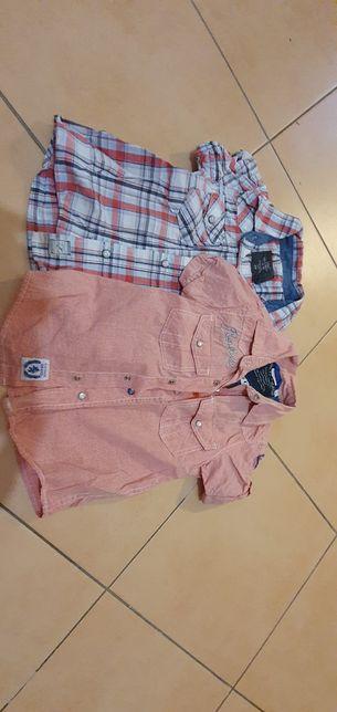Koszule Zara H&m