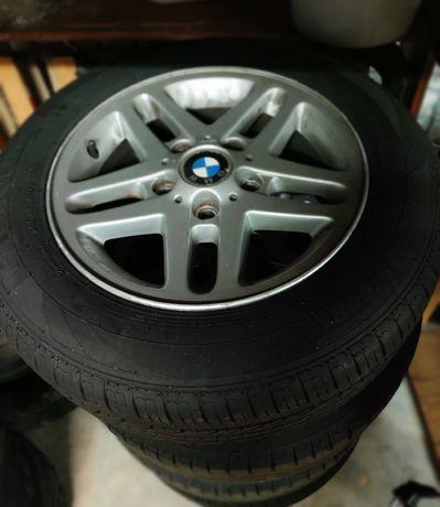 """4 Jantes BMW 15"""" e46 - 5X120"""