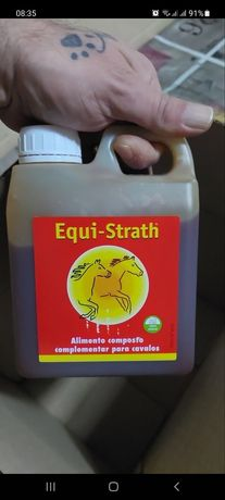 Vitaminas produtos para cavalos
