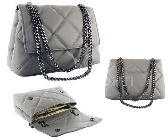 Женская сумка Vello d'oro натуральная кожа бесплатная дост