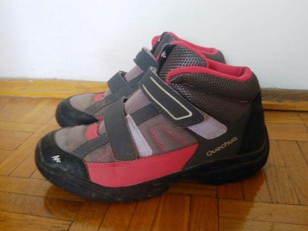 Buty trekkingowe dzieciece Quechua, rozm.32