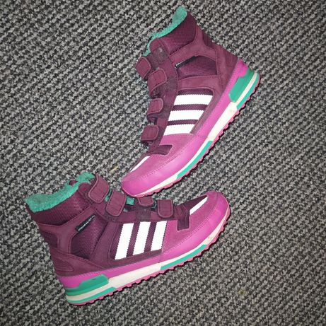 Ботинки сапоги зимние adidas