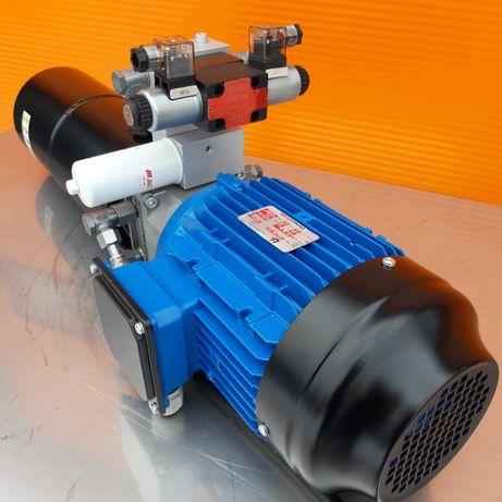 Zasilacz Hydrauliczny Agregat Prasa Pompa Hydrauliczna Oleju Olejowa