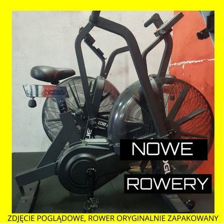 Rower Rogue®️ treningowy stacjonarny AirBike Echo NOWY FAKTURA VAT