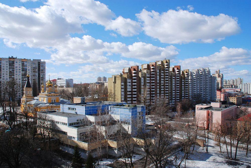Скрипника Липковского Ультрамарин метро 5 мин центр-1