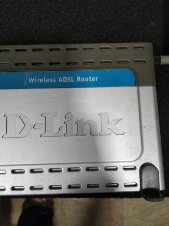 Router ADSL D-Link