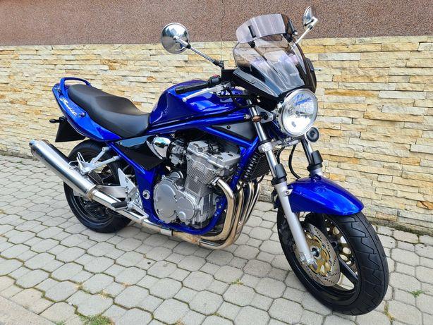Suzuki GSF Bandit 600 N Niemcy Super Stan Oryginał (650)