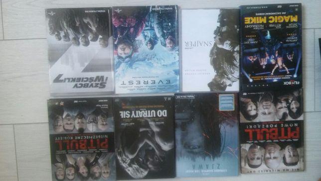 16 filmów na dvd