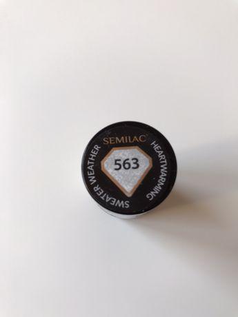 Lakier hybrydowy Semilac 563