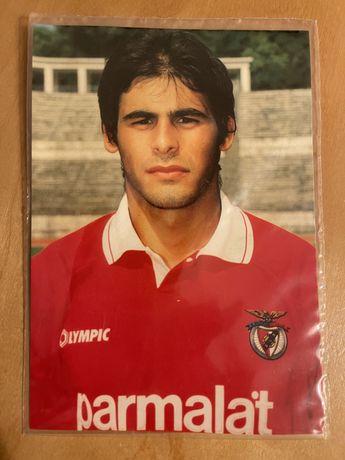 Postal Benfica. Raridade.