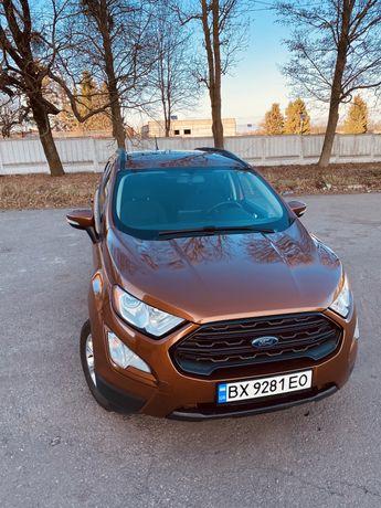 Продам Ford Ecosport 2018р.