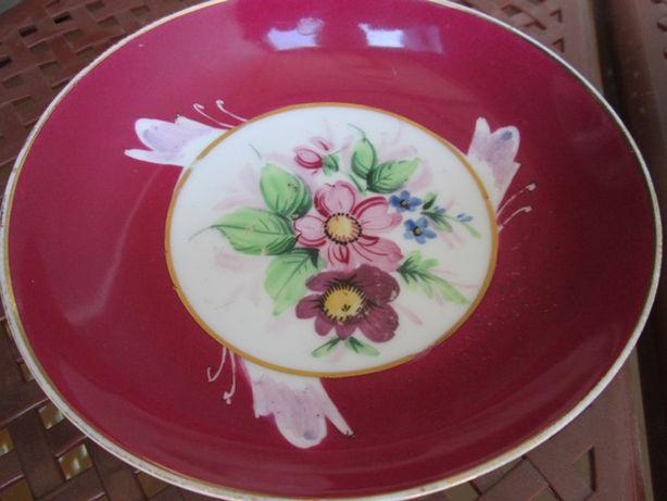 Гарднер чашка с блюдцем 1880-1910