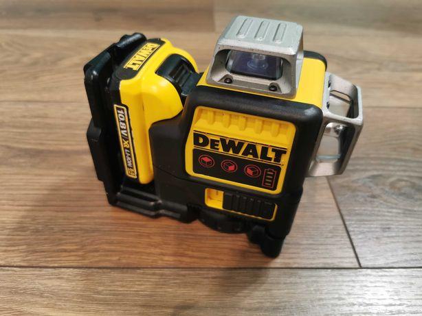 Niwelator DEWALT DCE 089R Laser Krzyżowy Liniowy Czerwony Dewalt