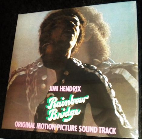 Jimi Hendrix - Rainbow Bridge / LP / Vinil / Rock