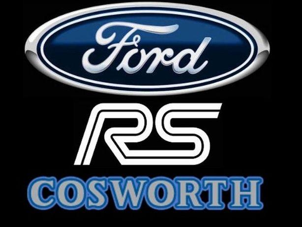 Material Ford Sierra Escort Cosworth GPA 909