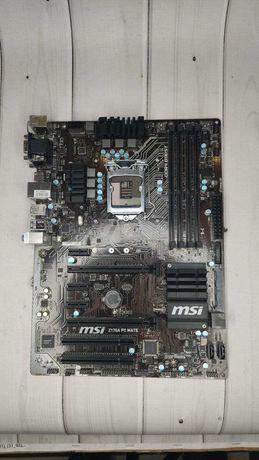 Материнская плата MSI Z170A PC Mate/ Гарантия 6 месяцев!