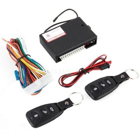 Módulo de fecho central automóvel universal - com 2 comandos