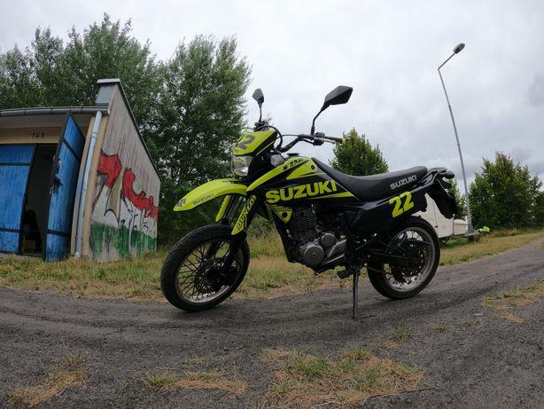 Suzuki dr 125 supermoto