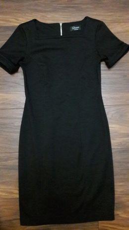 sukienka czarna Yessica