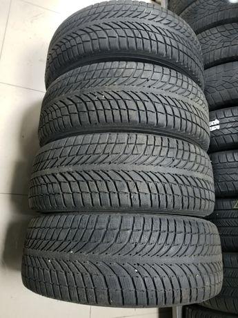 Шини б/у 265/60/18 Michelin Latitude Alpine LA2
