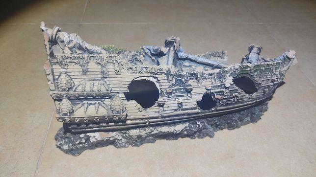 Barco decorativo Aquario