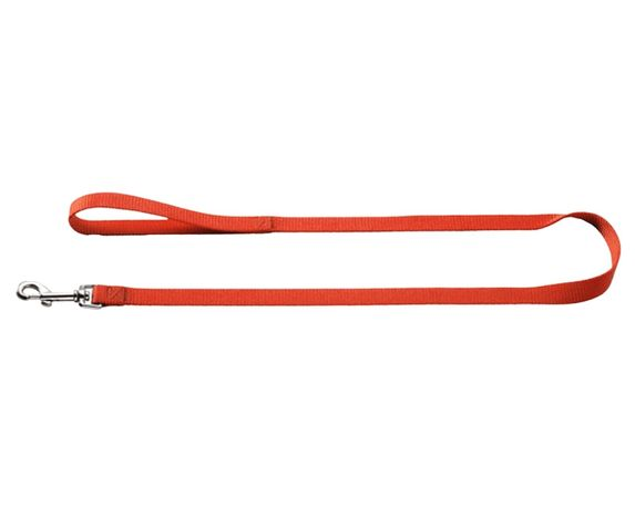 Trela Nylon Ecco Sport 15/110 Vermelha