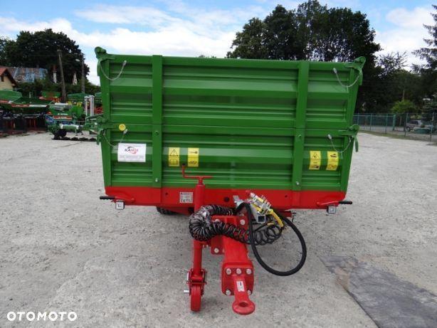 Pronar Przyczepa rolnicza jednoosiowa T654/2  5 tonowa wywrotka na 3 strony