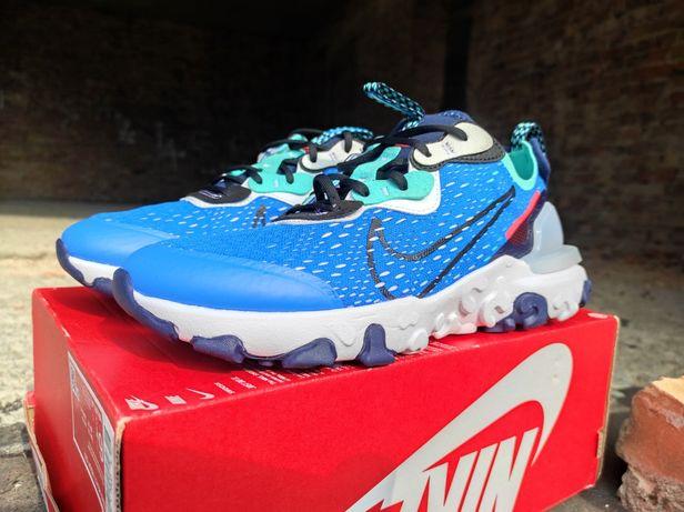 Кроссовки Nike react vision, оригинальные кросовки. Кросовки с Европы